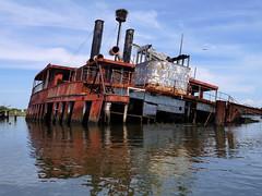 Former Ferry in the Arthur Kill