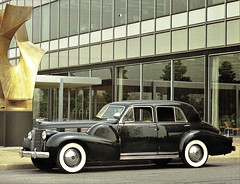 1938 Cadillac Sixty Special