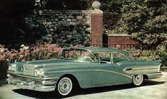 1958 Buick Special 4-Door Sedan Model 41