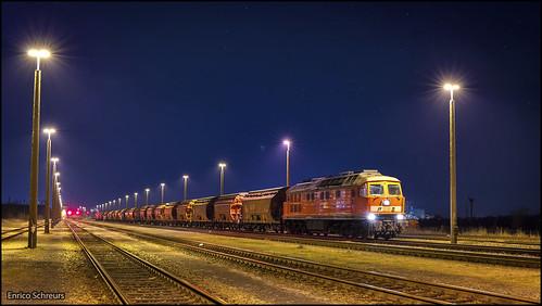 24 maart 2020 - DB Cargo 232 254 - Baalberge