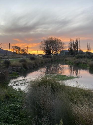 Ferrymead sunset again