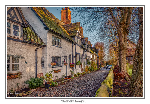 Great Budworth, Cheshire