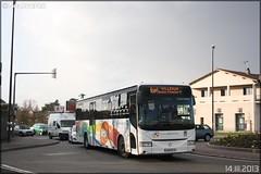 Irisbus Arway – RDT 31 (Régie départementale de Transport de la Haute-Garonne) / Arc-en-Ciel n°5805