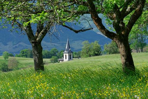 Eglise de Villaroux