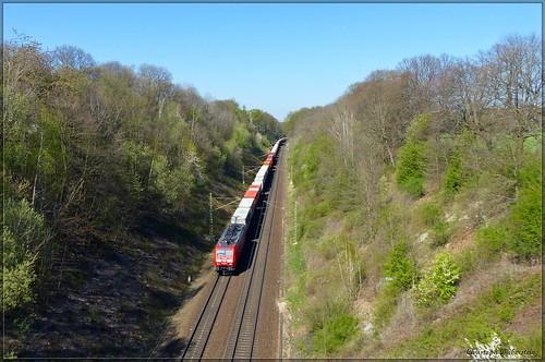Der ehemalige Oberauer Tunnel (Bahnstrecke Dresden-Leipzig)