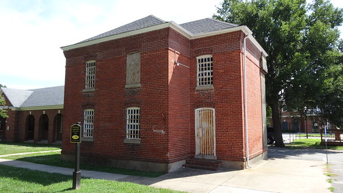 Historic Jail, Bowling Green, VA
