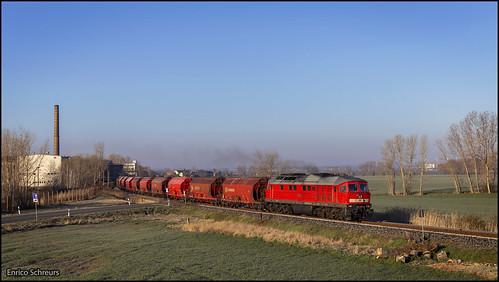 25 maart 2020 - DB Cargo 232 117 - Lebendorf