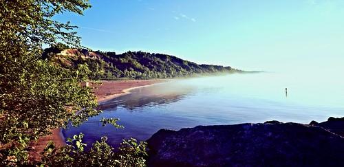 BLUFFER'S BEACH, LAKE ONTARIO, ACA PHOTO