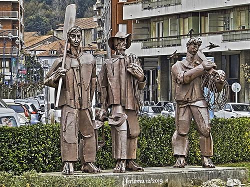 Cantabria 20191205 125 Laredo. Hombres de Mar