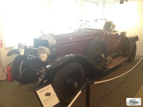 Hispano-Suiza H6B - Caramulo