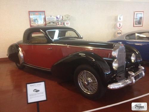Bugatti 57C Atalante - Caramulo