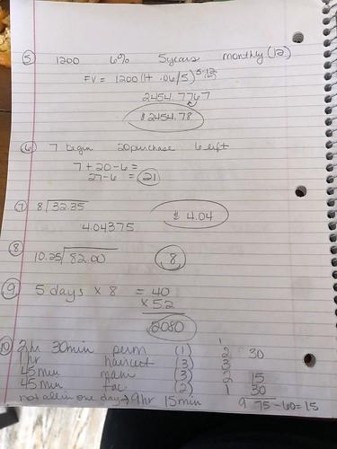Exam part 2