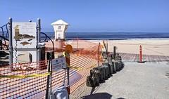 Laguna Main Beach - Covid-19