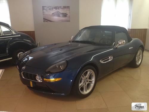 BMW Z8 - Caramulo
