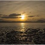 Sunset over Fenit