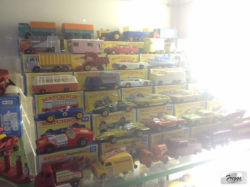 Collection of Matchbox - Caramulo