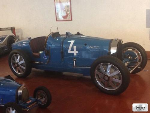 Bugatti Type 35B - Caramulo