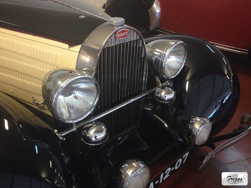 Bugatti Type 57 Stelvio Gangloff - Caramulo