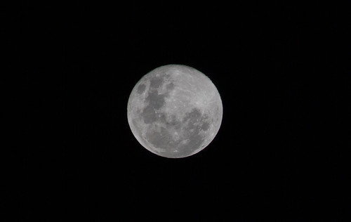 Supermoon from Londrina