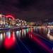 Clarke Quay By Night II