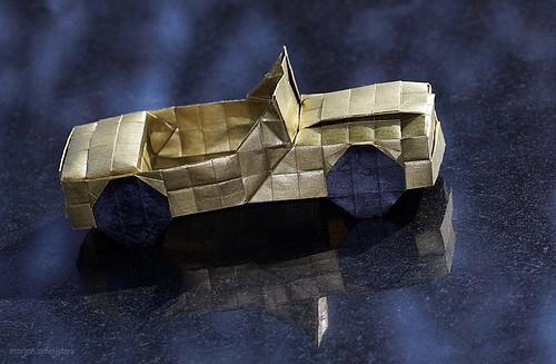 Origami Cabriolet (Akira Kawamura)