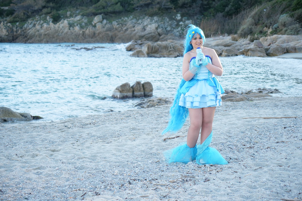 related image - Shooting Hanon Hosho - Mermaid Melody Pichi Pichi Pitch - Sakura Doll - Ramatuelle -2020-03-08- P2111339