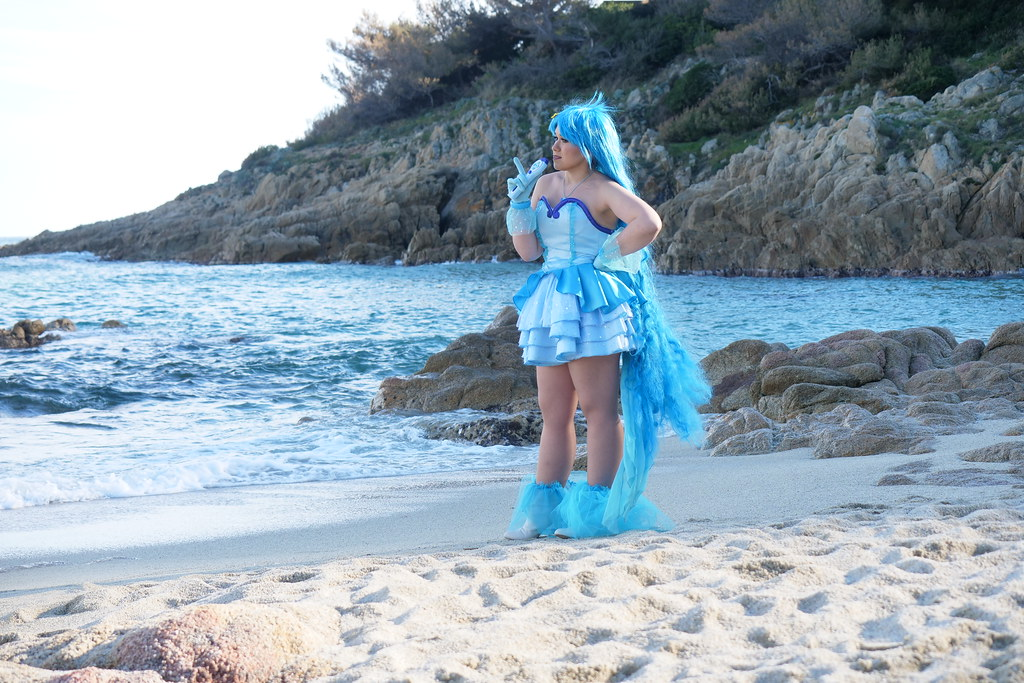 related image - Shooting Hanon Hosho - Mermaid Melody Pichi Pichi Pitch - Sakura Doll - Ramatuelle -2020-03-08- P2111314