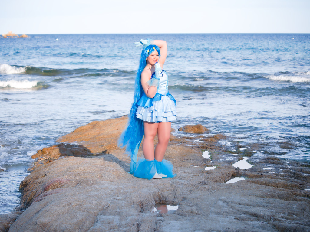 related image - Shooting Hanon Hosho - Mermaid Melody Pichi Pichi Pitch - Sakura Doll - Ramatuelle -2020-03-08- P2111351