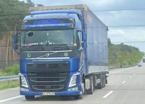 SK 8756 AP - Volvo FH