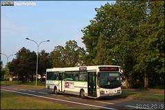 Mercedes-Benz O 405 – Transdev – CTA (Compagnie des Transports de l'Atlantique) (STAO PL, Société des Transports par Autocars de l'Ouest – Pays de la Loire) n°7686 / TAN (Transports en commun de l'Agglomération Nantaise) n°7082
