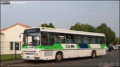 Renault Tracer – Transdev – CTA (Compagnie des Transports de l'Atlantique) (STAO PL, Société des Transports par Autocars de l'Ouest – Pays de la Loire) / Aléop, ex – Lila (Lignes Intérieures de Loire-Atlantique) n°6691