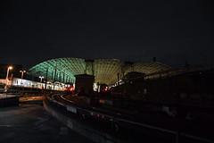 Subway Closure Night 3 - Coney Island Terminal