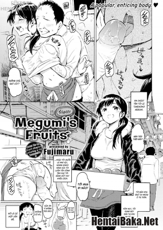Megumi's Fruits – Hentai Không Che