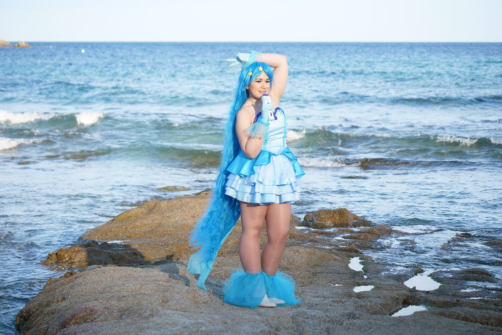 related image - Shooting Hanon Hosho - Mermaid Melody Pichi Pichi Pitch - Sakura Doll - Ramatuelle -2020-03-08- P2111352