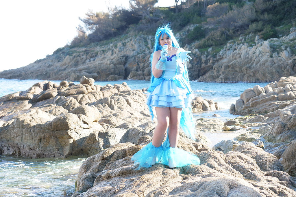 related image - Shooting Hanon Hosho - Mermaid Melody Pichi Pichi Pitch - Sakura Doll - Ramatuelle -2020-03-08- P2111306