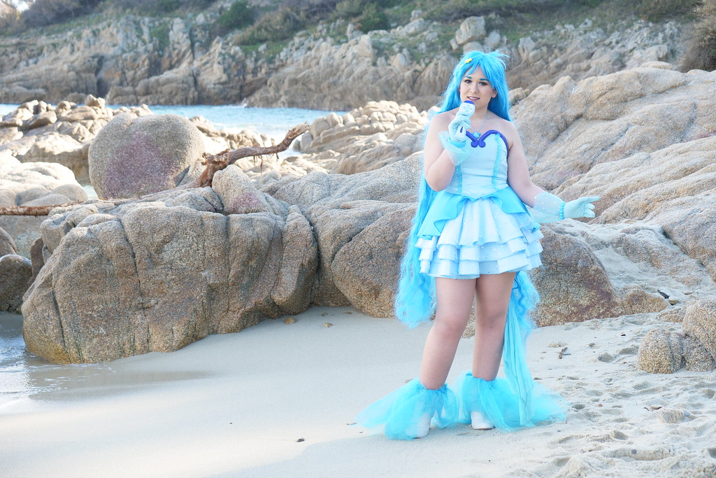 related image - Shooting Hanon Hosho - Mermaid Melody Pichi Pichi Pitch - Sakura Doll - Ramatuelle -2020-03-08- P2111299