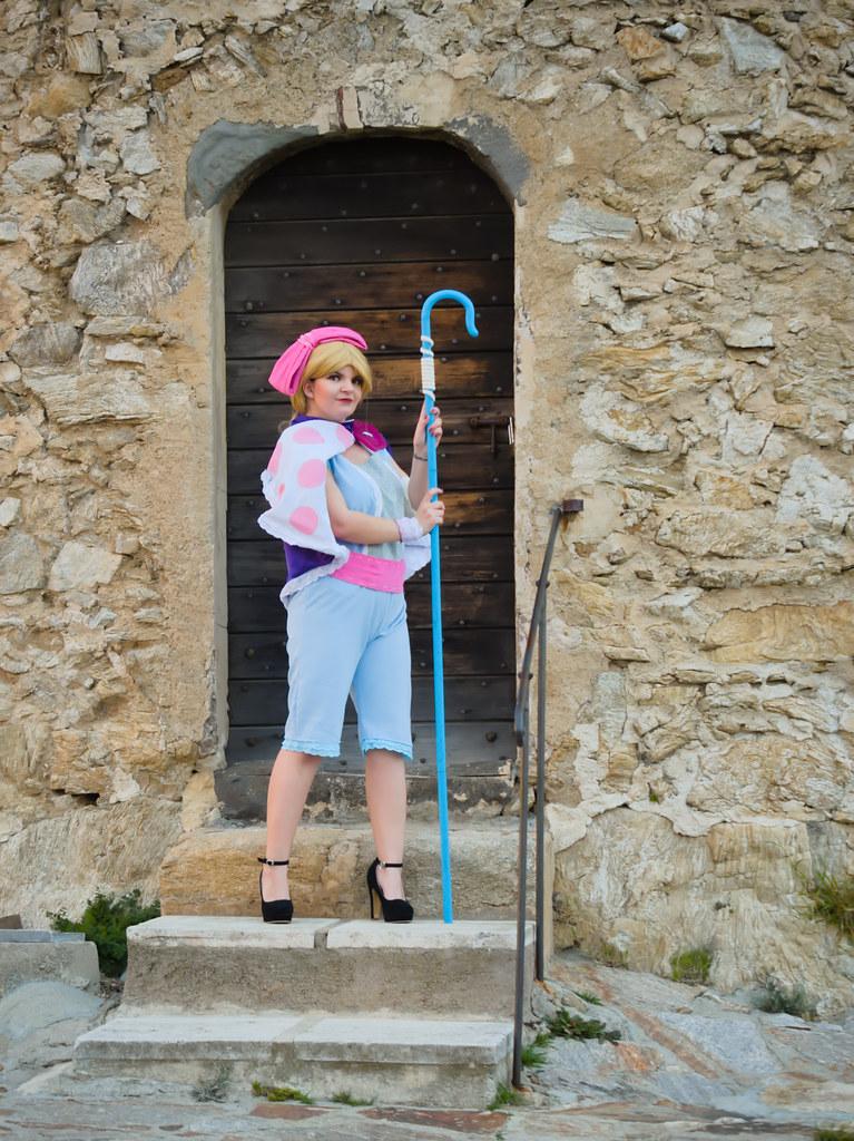 related image - Shooting Bo Peep - Toy Story - Foxy - Grimaud -2020-03-08- P2111366