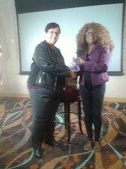 At the October 26, 2019 JMA event at the Holiday Inn in Trophy Club Texas