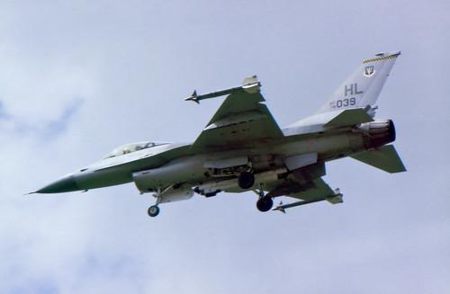 F-16A Hill