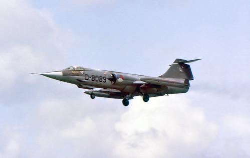 F-104G 322/323sq