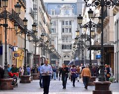 Zaragoza, Spain (pre Covid-19)