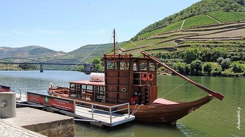 Le Douro à Pinhão