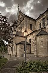 Kirche in Westerholt ...