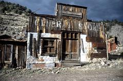Abandoned North America
