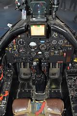 Front cockpit of Jaguar E 'E12 / 339-WI'