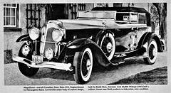 1931 McLaughlin-Buick Convertible Sedan