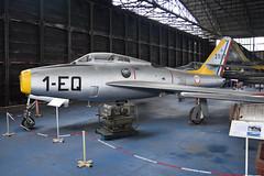 Republic F-84F-51-GK Thunderstreak '29117 / 461 / 1-EQ' (really 29061)