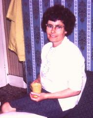 Remembering Mum today