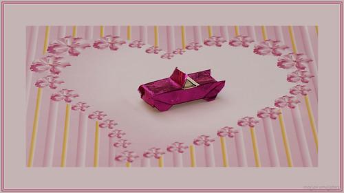 Origami Car (Iris Walker)