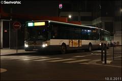 Irisbus Citélis Line – RATP (Régie Autonome des Transports Parisiens) / STIF (Syndicat des Transports d'Île-de-France) n°3581
